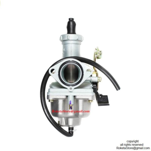 PZ20 Carburetor Cable Choke With Petcock > Roketa Parts Online