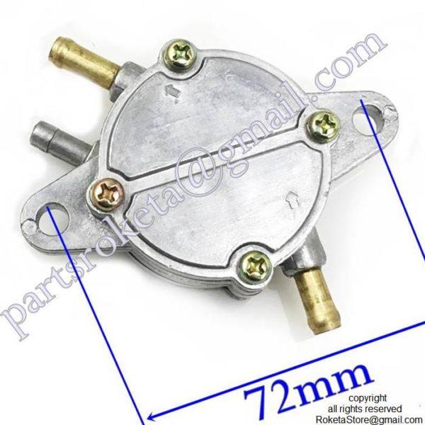 vacuum fuel pump assembly for mc-06/mc-13l-150cc