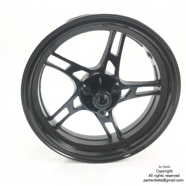 FRONT RIM FOR SCOOTERS