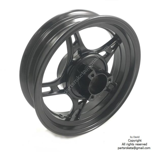 REAR RIM FOR SCOOTERS