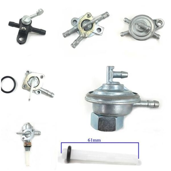 Fuel valve petcock