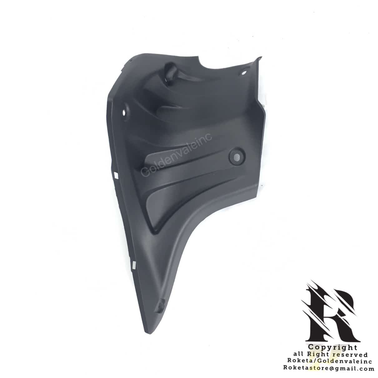 Right Inner Side Fender For Cr250 Db