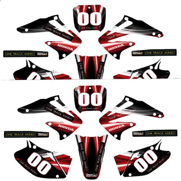 DIRT BIKE GRAPHICS KIT